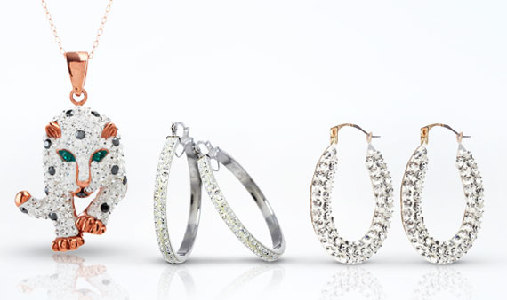 Sparkle & Shine: Jewelry Favorites  -- Visit Event