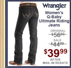 Wrangler Jeans - Q-Baby Ultimate Riding
