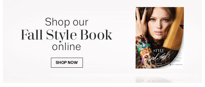 Shop Fall Style Book Online