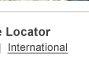 International Store Locator