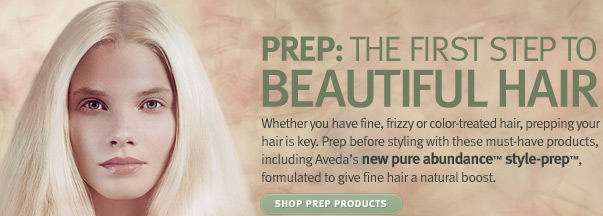 Prep: The First Step to 