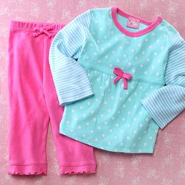 Sweet & Soft: Girls' Playwear