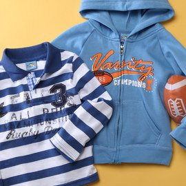 Sweet & Soft: Boys' Playwear