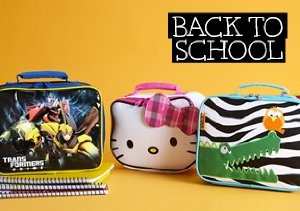 Back to School: Cafeteria Cool