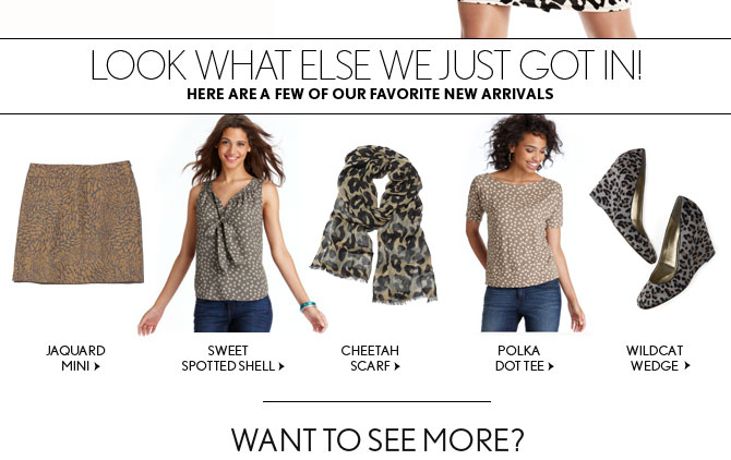 LOOK WHAT ELSE WE JUST GOT IN!