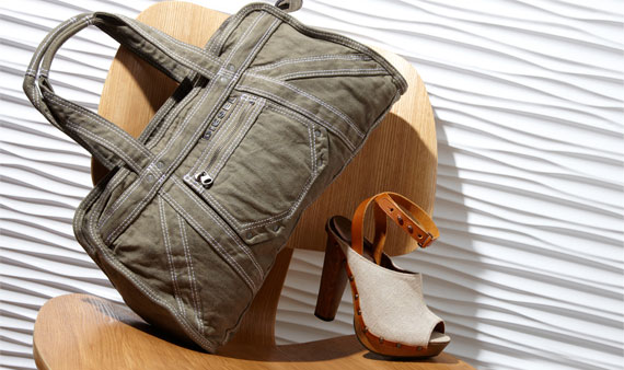 Diesel Shoes & Handbags  -- Visit Event