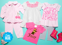 Juicy Couture Girls' Clothes & Shoes