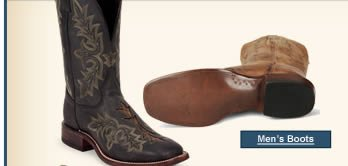 Men's Boots - New Arrivals