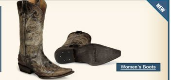 Women's Boots - New Arrivals