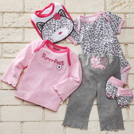 Carter's Watch the Wear: Infant Apparel