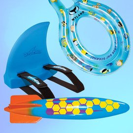 Splash Around: Water Toys & More