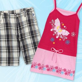 Perfect for Play: Kids' Apparel
