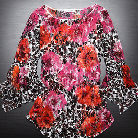 Pretty in Prints: Women's Apparel