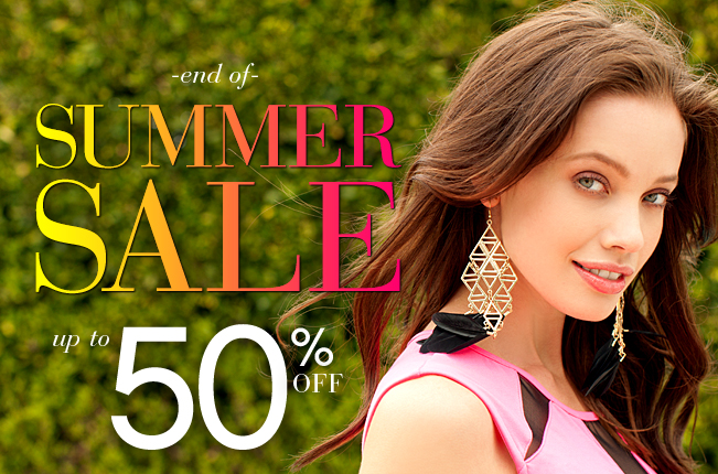 Shop up to 50% OFF!