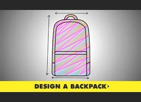 Design a Backpack