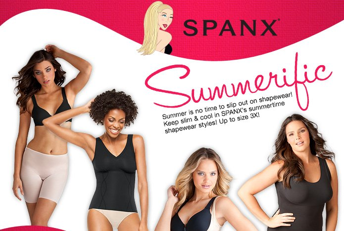 Shop Spanx Summer Styles