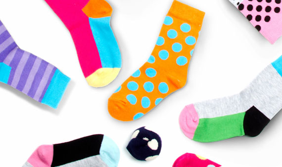 Happy Socks    -- Visit Event