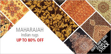 Maharajah Indian Rugs