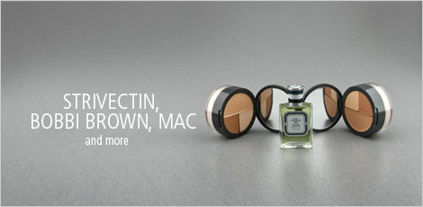 Strivectin, Bobbi Brown, MAC and More, beauty products
