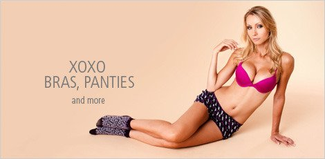 XOXO Bras and Panties and More