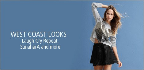 West Coast Looks, Ladies' Apparel