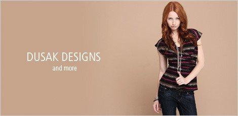 Dusak Designs and More, Ladies' Apparel