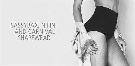 Sassybax, N Fini and Carnival Shapewear