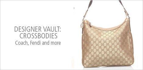 Designer Vault: Crossbodies