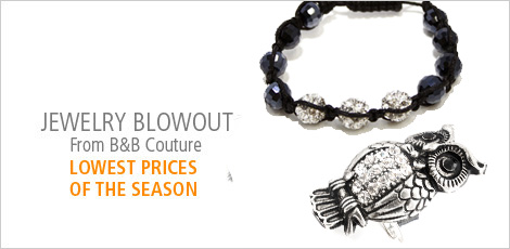 Jewelry Blowout from B&B Couture