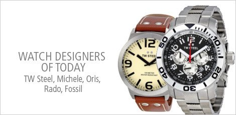 Watch Designers of Today