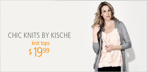 Chic Knits by Kische