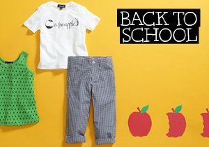 Back to School: Tees, Leggings and More