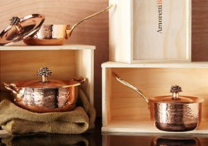 Luxury Copper Cookware