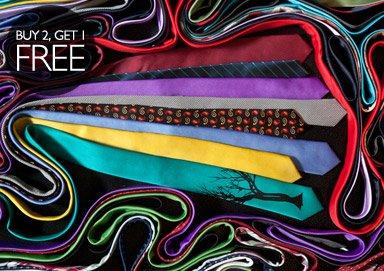 Shop Ties! Ties! Ties!