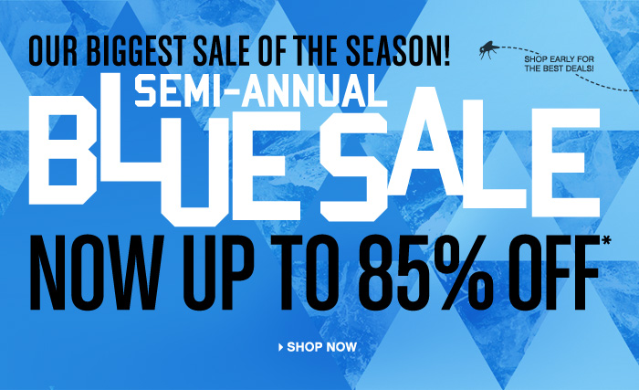 Shop Our Biggest Sale of the Season!