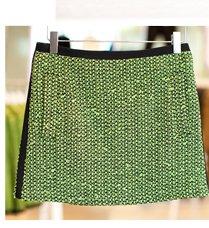 Co-ord Fluro Boucle Skirt