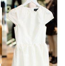 Sparkle Jacquard Prom Dress