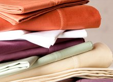 Feel for It: High Thread Count Sheets