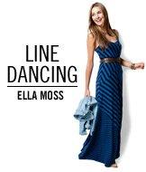 Line Dancing. Ella Moss.