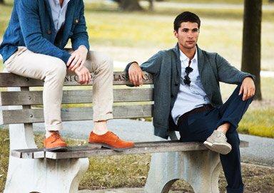 Shop Fall Essentials: Oxfords & Cardigans