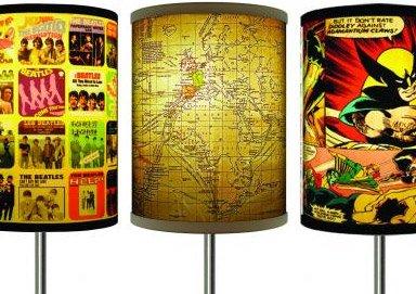 Shop Lamp in a Box