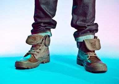 Shop Back to School feat. Palladium Boots