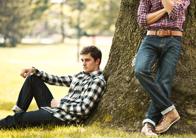 Shop Fall Essentials: Flannel & Fairisle