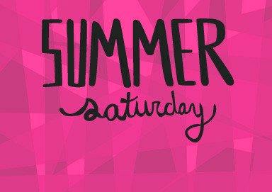 Shop Summer Saturday Sale