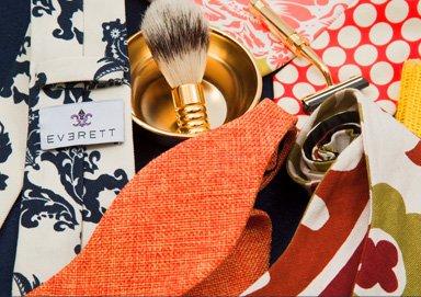 Shop Ties & Pocket Squares: Bright & Bold