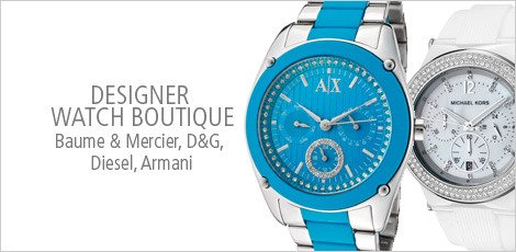 Designer Watch Boutique