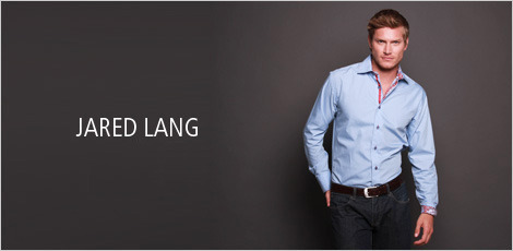 Jared Lang Menswear