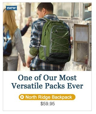 One of Our Most Versatile Packs Ever .