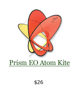 Prism EO Atom Kite, $26