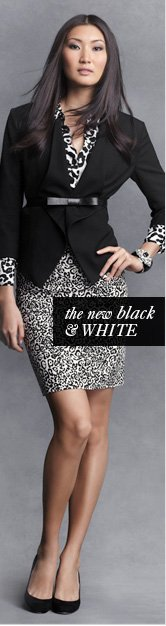 THE NEW BLACK & WHITE